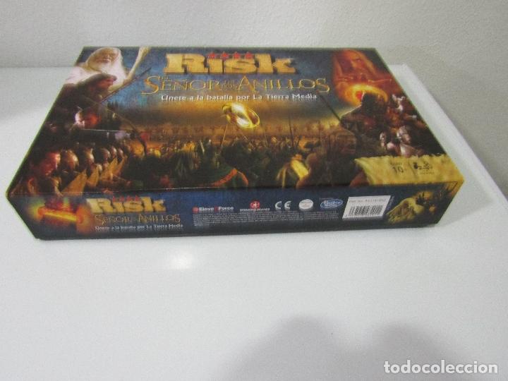 Juegos de mesa: RISK EL SEÑOR DE LOS ANILLOS - COMPLETO - NUEVO - Foto 8 - 180288203