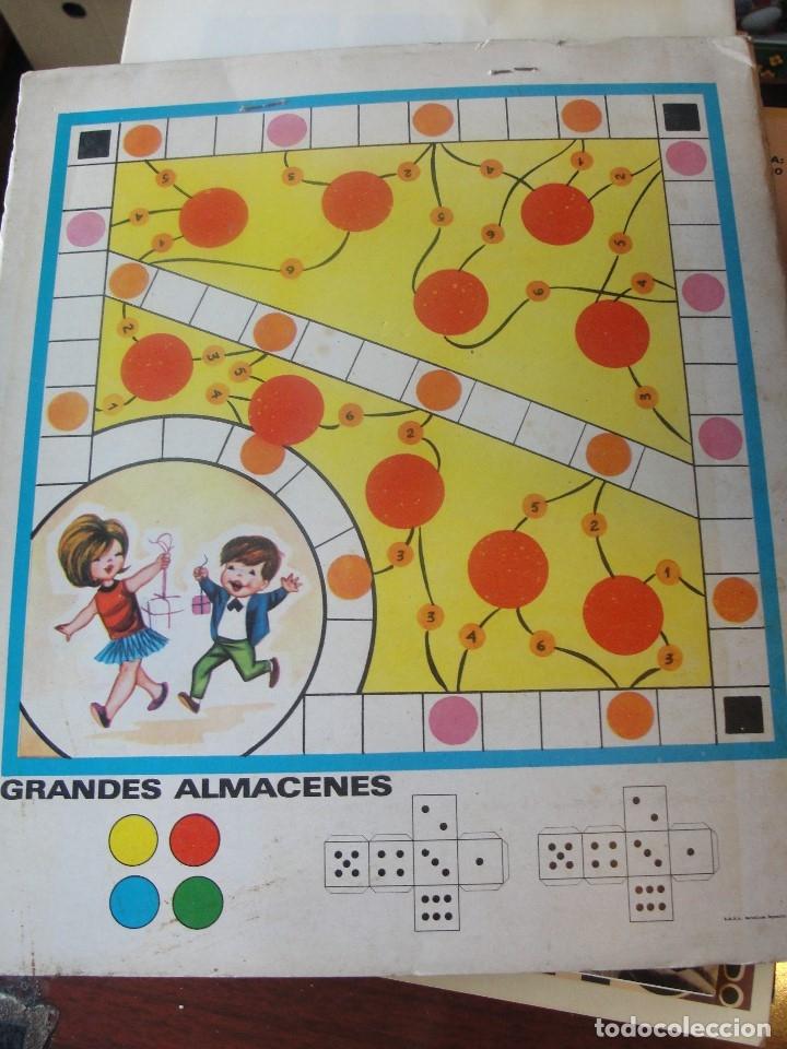 Juegos de mesa: A JUGAR Nº 1 - EDIT ROMA - COMPLETO Y POR ESTRENAR - 1971 - CASES - STOCK DE LIBRERIA SIN USAR - Foto 4 - 58341649