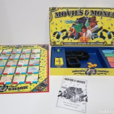 Juegos de mesa: JUEGO DE MESA MOVIES & MONEY / JUMBO / COMPLETO. Lote 180394293
