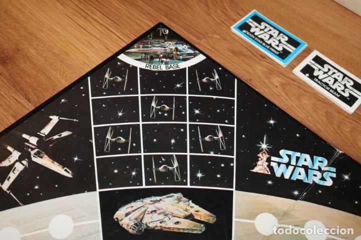 Juegos de mesa: Juego mesa Star Wars Escape From Death Star Estrella Muerte 1977 Palitoy cartas Kenner - Foto 11 - 180427828