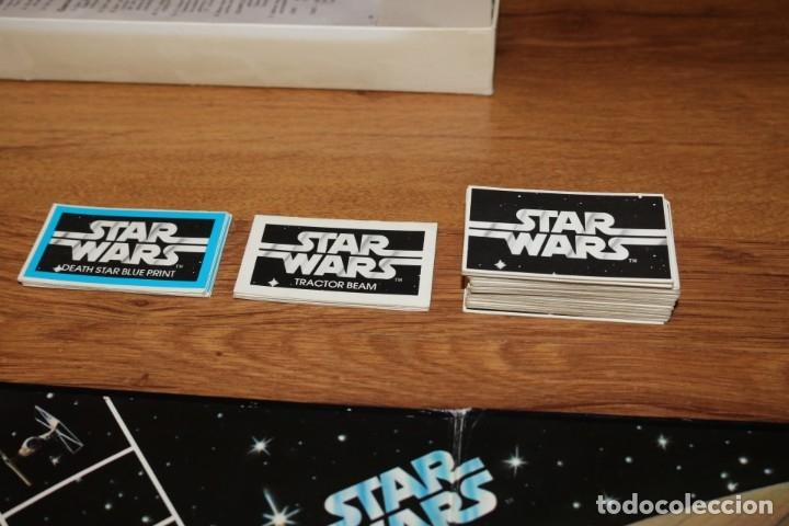 Juegos de mesa: Juego mesa Star Wars Escape From Death Star Estrella Muerte 1977 Palitoy cartas Kenner - Foto 12 - 180427828