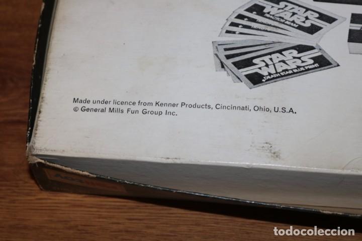 Juegos de mesa: Juego mesa Star Wars Escape From Death Star Estrella Muerte 1977 Palitoy cartas Kenner - Foto 14 - 180427828