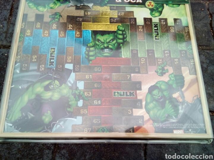 Juegos de mesa: PARCHÍS /OCA /HULK/COMANSI /NUEVO EN BLISTER - Foto 3 - 180457746