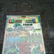Juegos de mesa: PARCHÍS /OCA /HULK/COMANSI /NUEVO EN BLISTER. Lote 180457746