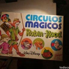 Juegos de mesa: JUEGO CÍRCULO MÁGICO ROBIN KOOD. Lote 180890036