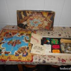 Juegos de mesa: LA RUTA DEL TESORO CAJA GRANDE CEFA JUEGO DE MESA. Lote 181342467