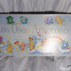 Juegos de mesa: LOS OSOS AMOROSOS CAMINO DE CARIÑOLANDIA PARKER COMPLETO. Lote 181408127