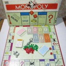 Juegos de mesa: JUEGO DE MESA MONOPOLY DE PARKER 1992. Lote 181527137