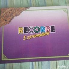 Juegos de mesa: RECORRE EXTREMADURA. JUEGO DE MESA EDUCATIVO.. Lote 181561665