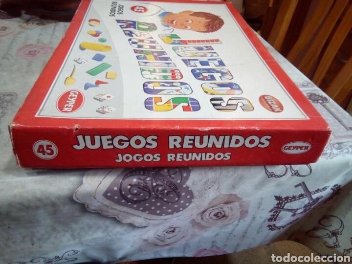 Juegos de mesa: CAJA DE JUEGOS REUNIDOS N°45 - Foto 3 - 182090323