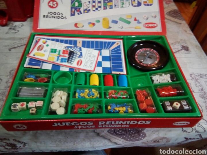 Juegos de mesa: CAJA DE JUEGOS REUNIDOS N°45 - Foto 4 - 182090323