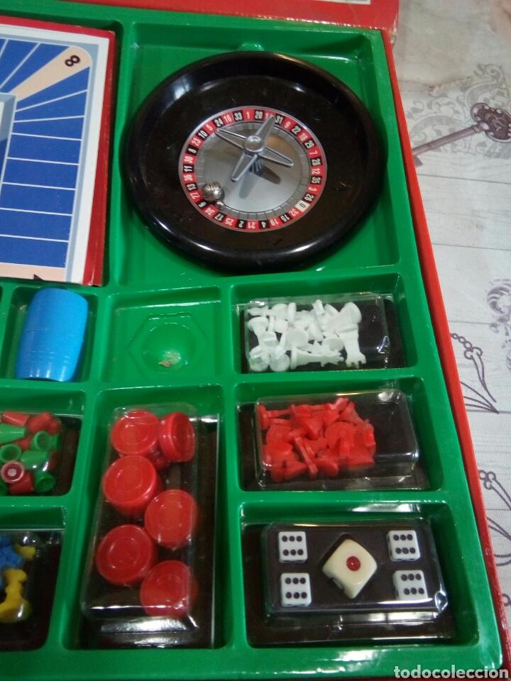 Juegos de mesa: CAJA DE JUEGOS REUNIDOS N°45 - Foto 5 - 182090323