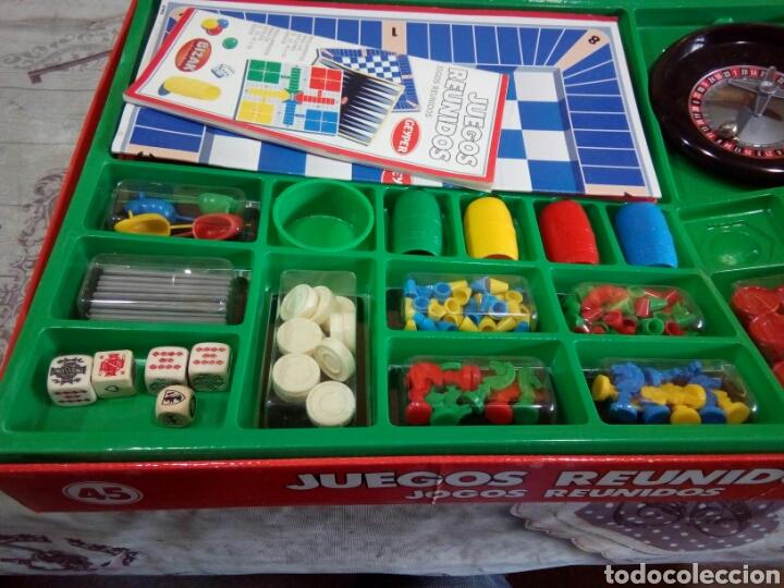 Juegos de mesa: CAJA DE JUEGOS REUNIDOS N°45 - Foto 6 - 182090323