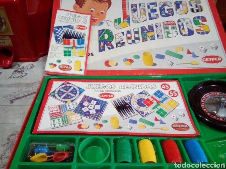 Juegos de mesa: CAJA DE JUEGOS REUNIDOS N°45 - Foto 7 - 182090323