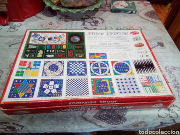 Juegos de mesa: CAJA DE JUEGOS REUNIDOS N°45 - Foto 8 - 182090323