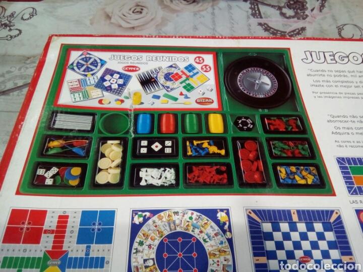 Juegos de mesa: CAJA DE JUEGOS REUNIDOS N°45 - Foto 9 - 182090323