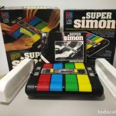 Juegos de mesa: ANTIGUO SUPER SIMON DE MB. Lote 182196701