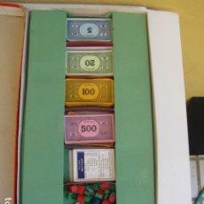 Juegos de mesa: MONOPOLY. Lote 182266837