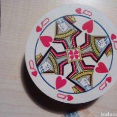 Juegos de mesa: JUEGO DE CARTAS REDONDAS - REPÚBLICA ARGENTINA - WADDINGTONS LEEDS - CAJA ORIGINAL. Lote 182329623