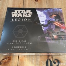 Juegos de mesa: STAR WARS LEGION - LAS GUERRAS CLON - DROIDEKAS - JUEGO MINIATURAS FFG. Lote 182332681
