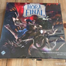 Juegos de mesa: JUEGO DE MESA - HORA FINAL - CAJA BÁSICA - FFG - EDICIÓN ESPAÑOL - ARKHAM HORROR. Lote 182333560