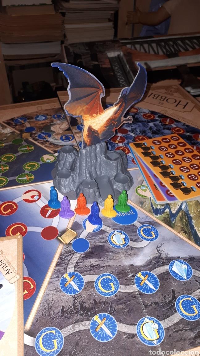 Juegos de mesa: Juego de rol descatalogado EL HOBBIT LA DERROTA DEL DRAGON MALIGNO COMPLETO - Foto 2 - 182375991