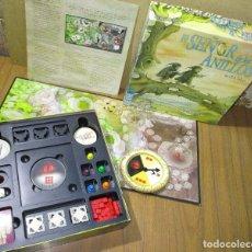 Juegos de mesa: JUEGO DE MESA EL SEÑOR DE LOS ANILLOS - DEVIR 2003. Lote 182643980