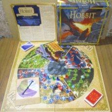 Juegos de mesa: JUEGO DE MESA EL HOBBIT, LA DERROTA DEL MALIGNO DRAGÓN SMAUG (EL SEÑOR DE LOS ANILLOS) - DEVIR 2002. Lote 182644841