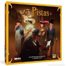 Juegos de mesa: 13 PISTAS - JUEGO DE MESA. Lote 182660425