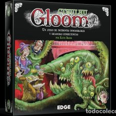 Juegos de mesa: GLOOM CTHULHU - JUEGO DE MESA. Lote 182660495