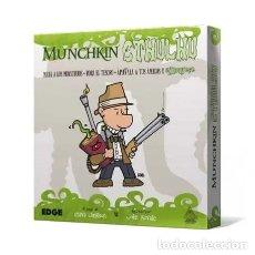Juegos de mesa: MUNCHKIN CTHULHU - JUEGO DE MESA. Lote 182660533