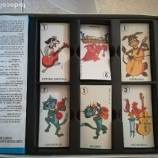Jeux de table: LOS TROTAMUSICOS EN CONCIERTO- PUBLIJUEGOS. Lote 182699202