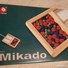Juegos de mesa: JUEGO MIKADO. Lote 182708022