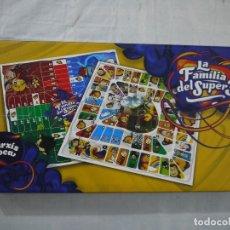 Juegos de mesa: LA FAMILIA DEL SUPER3. PARXIS I OCA - TV3-COMANSI - EN CATALAN. Lote 182750820