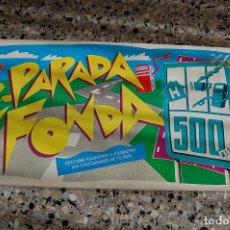 Juegos de mesa: JUEGO DE MESA PARADA Y FONDA. CASA CEFA.. Lote 182754668