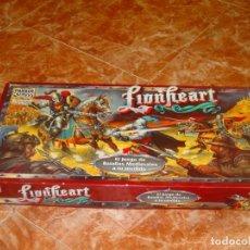 Giochi da tavolo: JUEGO DE MESA LIONHEART, EDITADO POR PARKER. Lote 224386570