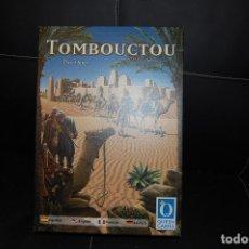 Juegos de mesa: JUEGO DE MESA TOMBOUCTOU. CASA QUEEN GAMES. COMPLETO. Lote 182807676