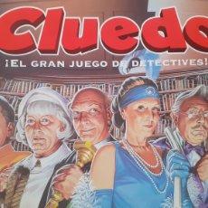 Juegos de mesa: CLUEDO. EL GRAN JUEGO DE DETECTIVES. PARKER .1996.. Lote 182848712