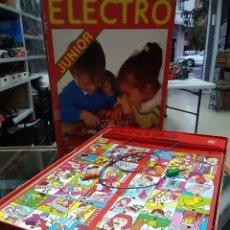 Juegos de mesa: JUEGO MESA ELECTRO. Lote 183004246