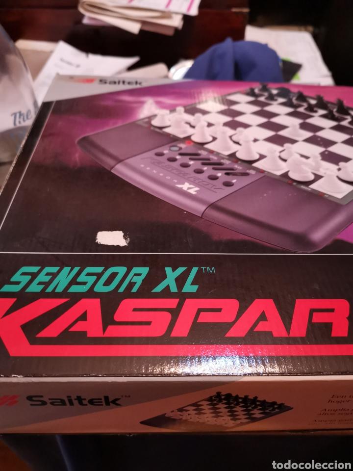 AJEDREZ ELECTRÓNICO KASPAROV SENSOR XL (Juguetes - Juegos - Juegos de Mesa)