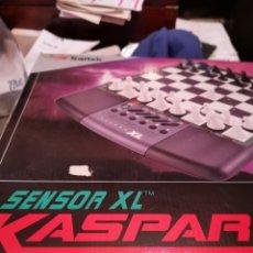 Juegos de mesa: AJEDREZ ELECTRÓNICO KASPAROV SENSOR XL. Lote 183008181
