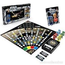 Juegos de mesa: HASBRO STAR WARS RETRO GAME-ESCAPE DE LA ESTRELLA DE LA MUERTE. Lote 183079551