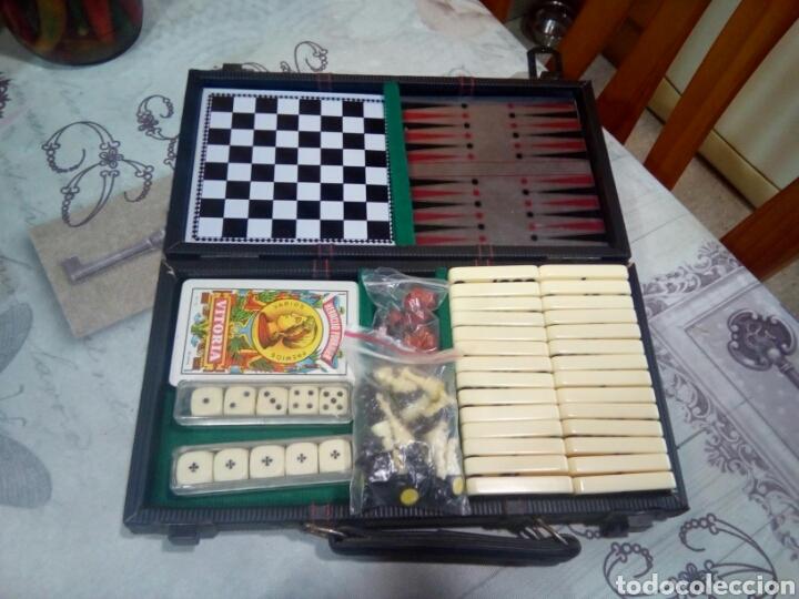 Juegos de mesa: MALETIN DE JUEGOS DE VIAJE - Foto 3 - 183232228