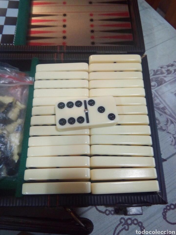 Juegos de mesa: MALETIN DE JUEGOS DE VIAJE - Foto 5 - 183232228