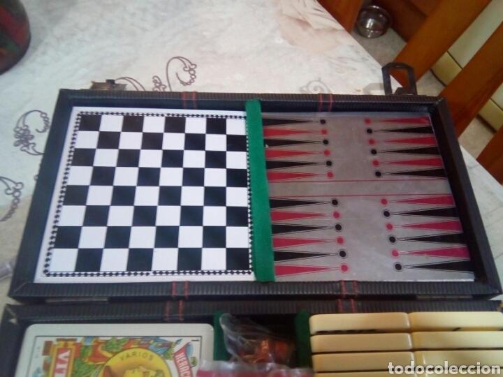 Juegos de mesa: MALETIN DE JUEGOS DE VIAJE - Foto 6 - 183232228