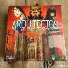 Juegos de mesa: JUEGO DE MESA - ARQUITECTOS DEL REINO DEL OESTE - EDICIONES PRIMIGENIO - PRECINTADO - EUROGAME. Lote 183280753