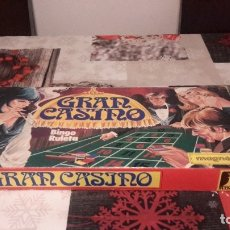 Juegos de mesa: JUEGO MAGNETICO GRAN CASINO. Lote 183314507