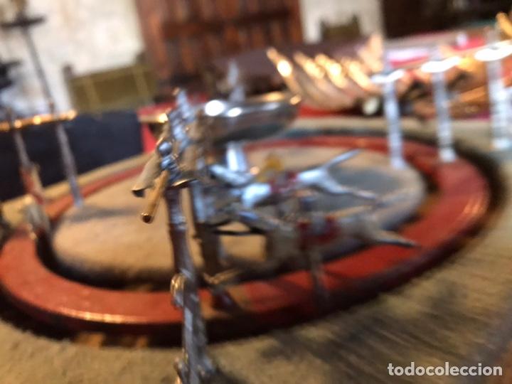 Juegos de mesa: Juego de carrera de caballos francés antiguo - Foto 10 - 107491230
