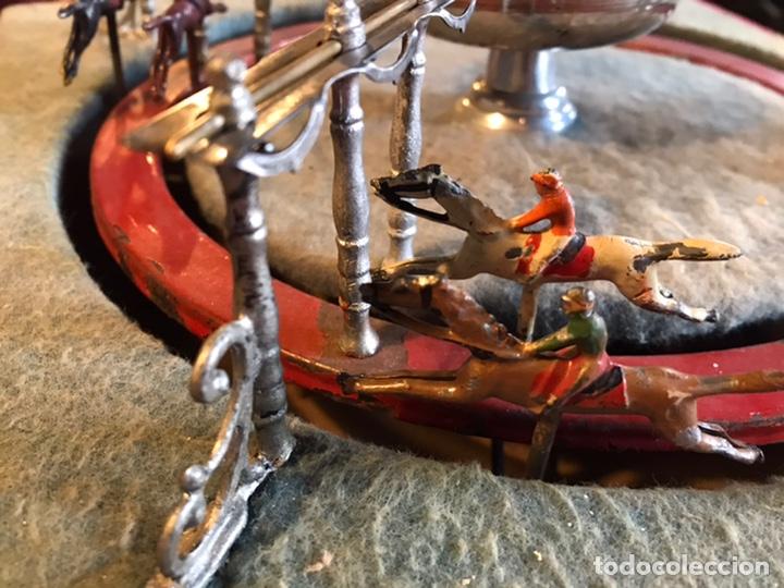 Juegos de mesa: Juego de carrera de caballos francés antiguo - Foto 11 - 107491230