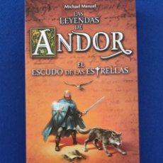 Jeux de table: LEYENDAS DE ANDOR: EL ESCUDO DE LAS ESTRELLAS (EXPANSIÓN). Lote 183372730